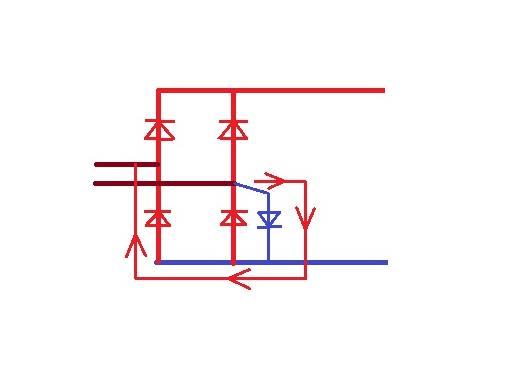 半波整流二极管与全波整流二极管的区别
