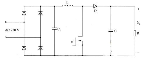 二极管电路的反向恢复电流