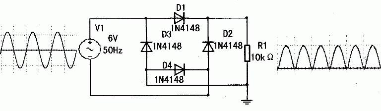 整流二极管电路讲解