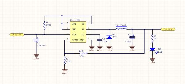 二极管如何让手机充电器防止逆流电路供应详情          做法:输出 vo