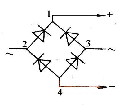 由于整流二极管在电路中起到的特殊作用,所以整流二极管的参数和其他