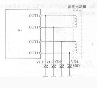 肖特基二极管应用的电路