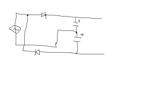 如何用整流桥替换AC220V变成DC390V整流二极管电路?计算电路中参数其实是有公式的,当然,这就需要对二极管有一定的认识。  桥式整流电路:Uo = 0.9Ui = 198(V) 带电容滤波且滤波电容足够大的话:Uo = 2Ui  311(V) 也就是说:LZ若只通过整流桥将AC220V变成直流的话,输出电压只可能在198~311之间。 若要达到LZ的目的,通常采用两种办法:一是升压变压器提高输入电压(最低至390/2  276V);二是先整流再用开关电源电路升高至390V。  整流桥替换二极管的电路