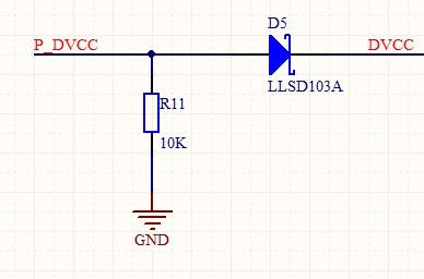 肖特基整流二极管的基本原理